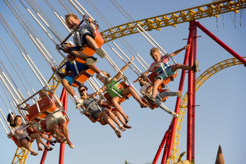 Открытие парка развлечений «Сочи Парк»