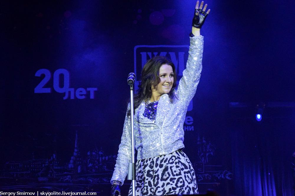 Jenny Berggren в Казани 22.11.2014