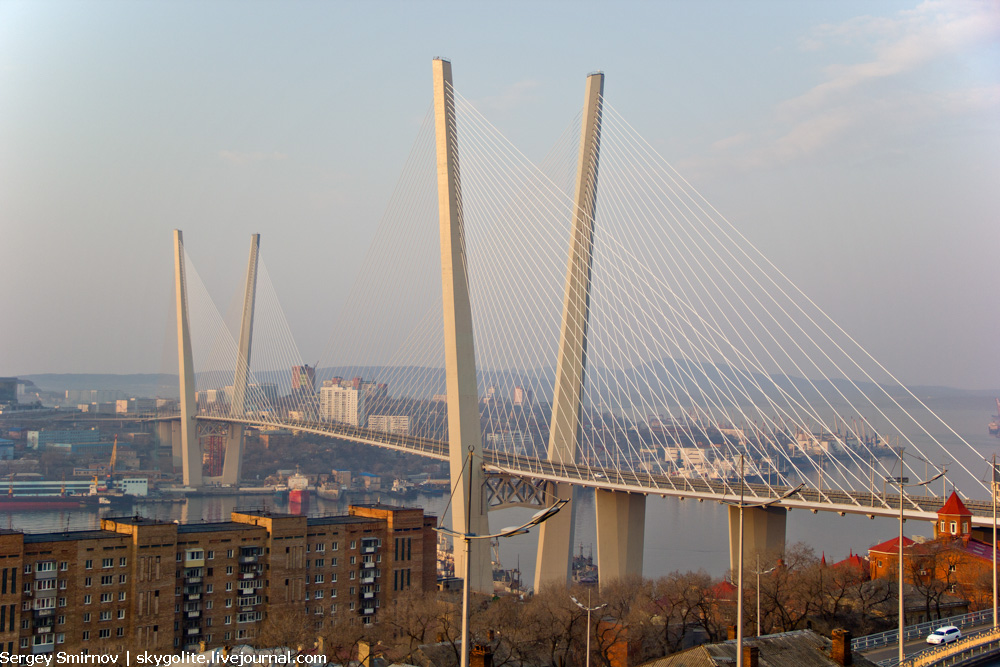 Прогулка по Владивостоку