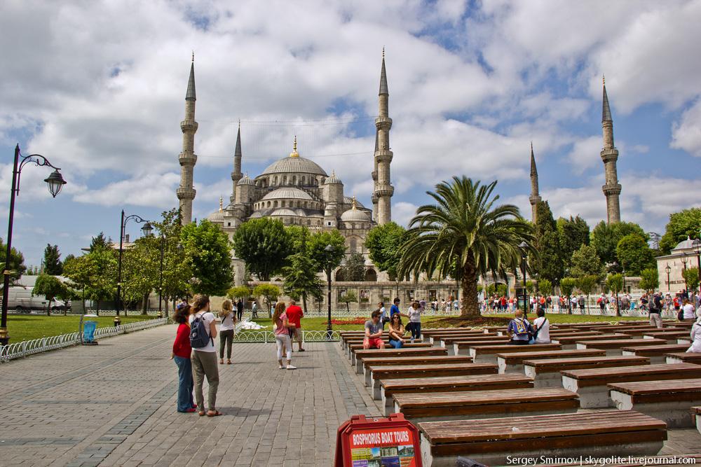 Дешевые билетыПобедыиз Москвы в Стамбул от 7200 руб. туда-обратно