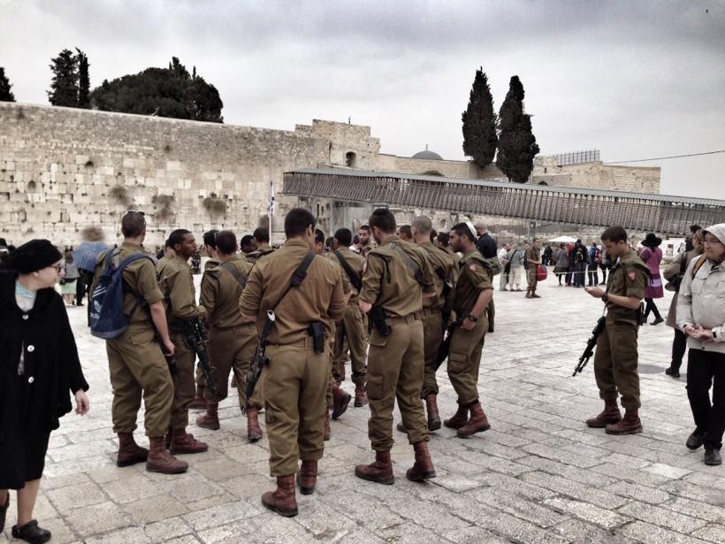 Путевые заметки. День 3. Иерусалим и Мертвое море.