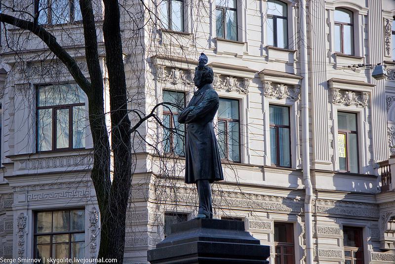 Прогулки по России: Санкт-Петербург