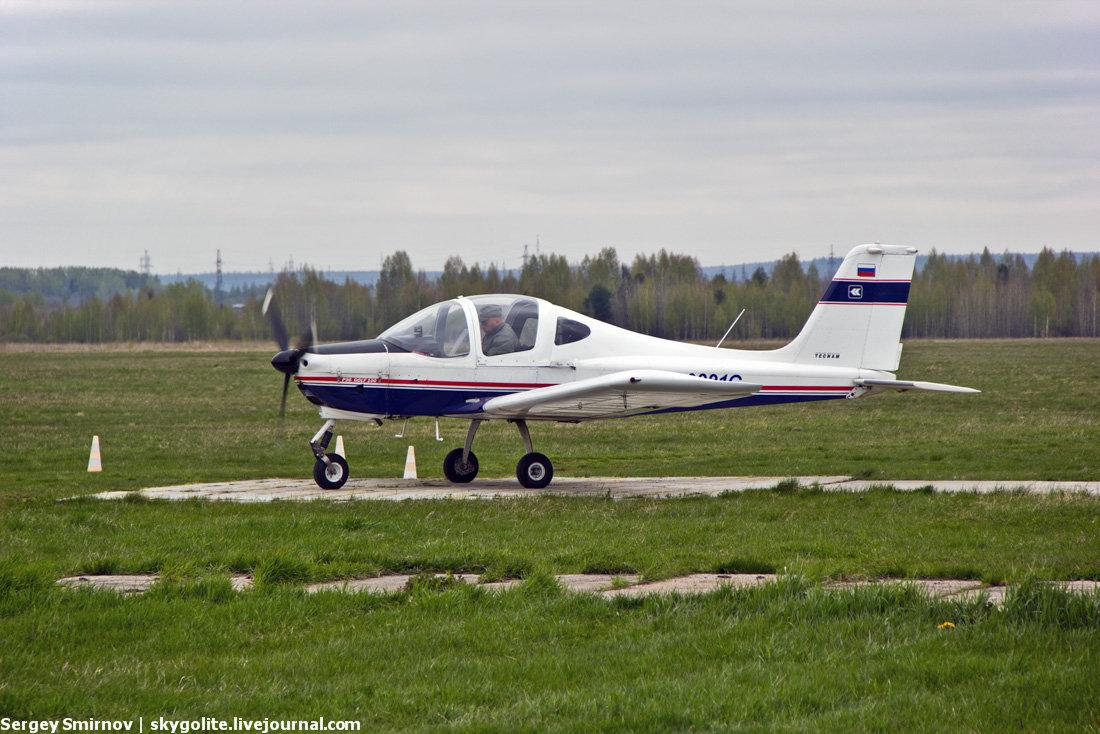 Полет на Гольф-100