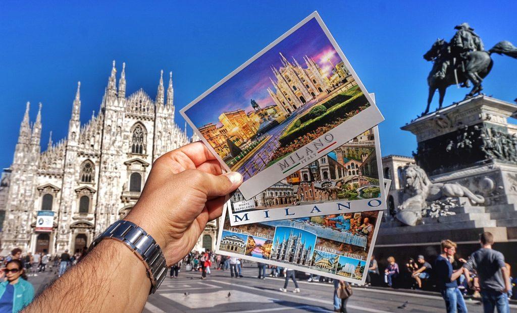 Прикольные, открытка из путешествия