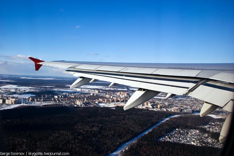 Полет №100. Питер-Москва-Сочи