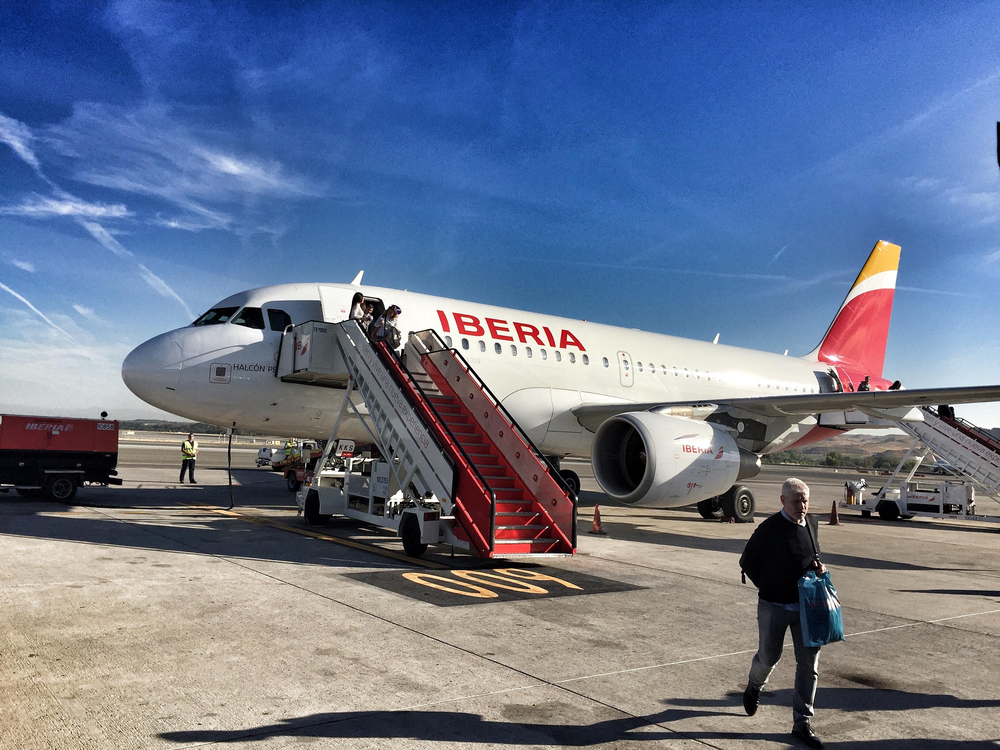 Из Москвы в Мадрид в июне за 5600 руб. с багажом