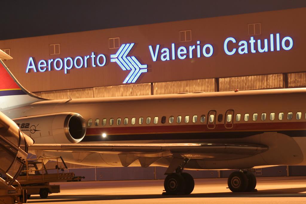 Как добраться из аэропорта Вероны до города
