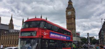 Видеозаметки. Прогулки по Лондону. День 1.