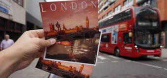 Видеозаметки. Прогулки по Лондону. День 4 и 5.