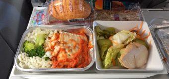 Обзор бортового питания девяти авиакомпаний за 2017 год