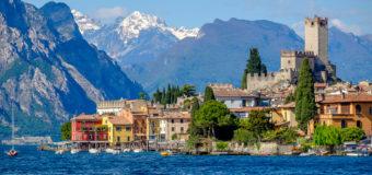Как добраться до озера Гарда в Италии