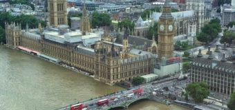 Видеозаметки. Прогулки по Лондону. День 2.
