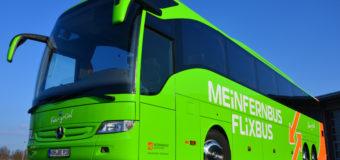 Flixbus: скидка 15% на любые поездки на автобусах по Европе!