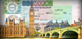 Как заполнить анкету онлайн для визы в Великобританию