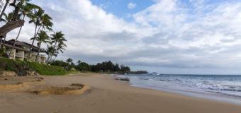 Гавайские заметки. Часть 2. Попытка попасть в парк Халеакала и отдых у океана
