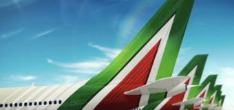 Скидка 20% от Alitalia на полеты в Италию и Европу до конца мая