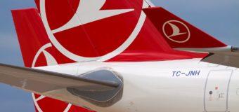 Черная пятница от Turkish Airlines: распродажа в Европу, Америку и Азию