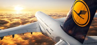 Lufthansa: полеты из Москвы в Европу от 7480 руб. туда-обратно (до конца года)