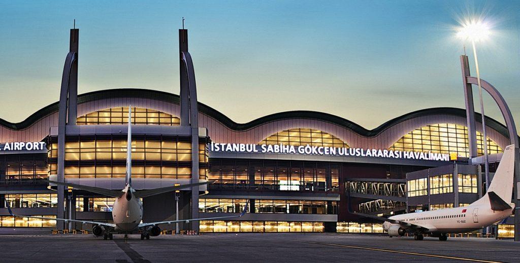 Аэропорт Стамбула Сабихи Гекчен и как добраться до центра города