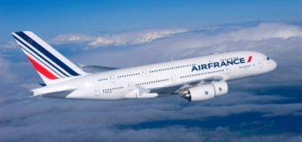 AirFrance: из Москвы в Париж за 11100 руб. туда-обратно (в конце февраля)