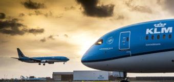 KLM: полеты из Питера в города Европы всего от 10400 рублей туда-обратно (январь-апрель)!