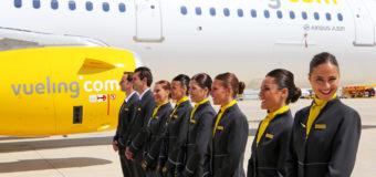 Распродажа Vueling: перелеты по Европе от 20 евро!