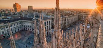 Alitalia: прямые перелеты из Москвы в Милан за 8600 руб. туда-обратно!