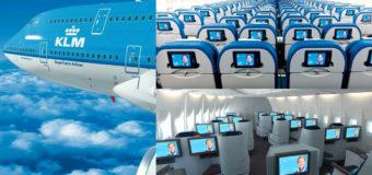 Распродажа от KLM: более 75 направлений из Москвы и Петербурга со скидкой!