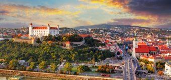 Хорошие цены из Москвы в Братиславу — 3900 руб. туда-обратно в феврале и марте