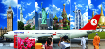 Распродажа Turkish Airlines: билеты из Москвы от 9300 руб. туда-обратно