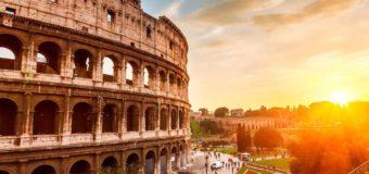 Перелеты из Москвы в Рим всего за 2980 рублей с октября по декабрь!