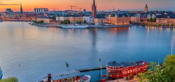 Санкт-Петербург — Стокгольм 27.10.2018 за 2900 руб. — SAS