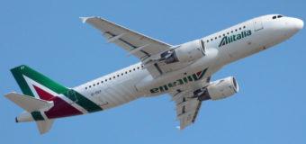 Скидка 20% от Alitalia на авиабилеты в Европу до февраля