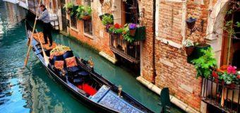 В Венецию из Москвы за 5000 руб. туда-обратно в апреле и мае!