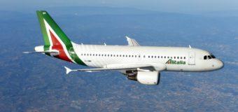 Скидка 20% от Alitalia по промокоду с 2 по 5 февраля на перелеты до мая
