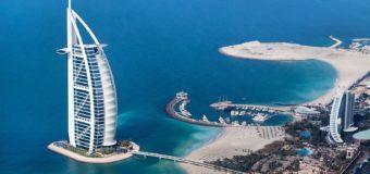Чартеры в Дубай из Москвы за 11900 рублей туда-обратно в марте