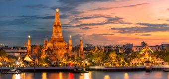 Авиабилеты из Москвы в Бангкок за 26300 руб. туда-обратно — Etihad Airways