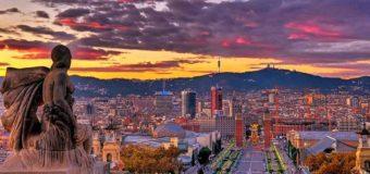 Билеты на лето в Барселону из Москвы за 11200 рублей туда-обратно