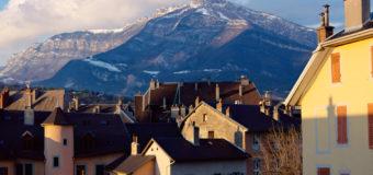 Еще дешевле! Французские Альпы: чартер для горнолыжников из Москвы в Шамбери 8000 руб. туда-обратно