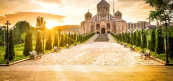 Дешевые билеты Utair из Москвы в Ереван за 8800 руб. туда-обратно