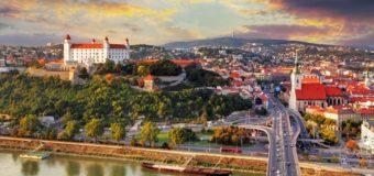 Победа добавила дешевых билетов: Москва-Братислава за 4200 руб. туда-обратно в октябре