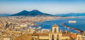 S7: прямые рейсы из Москвы в Неаполь за 10300 рублей туда-обратно