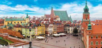 Летом из Москвы в Варшаву за 10800 руб. туда-обратно — LOT