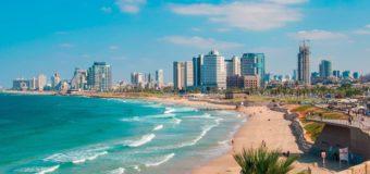 Из Москвы в Тель-Авив от 10600 руб. туда-обратно с августа по октябрь