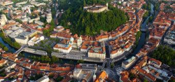Прямые перелеты в Любляну из Москвы летом от 13900 руб. туда-обратно