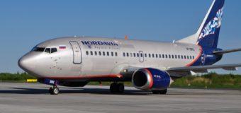 Скидка 10% от Nordavia на перелеты в Анапу, Сочи, Симферополь, Калининград