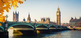 Дешевые билеты в Лондон из Москвы и Питера за 5100 руб., из Калининграда 2000 руб. туда-обратно