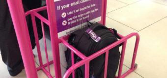 WIZZ Air: нормы бесплатной ручной клади и регистрируемого багажа