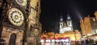 Еще дешевле! Перелеты из Москвы в Прагу в конце декабря с новогодней ночью за 8500 рублей туда-обратно