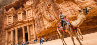 Прямые рейсы из Москвы в Иорданию за 7500 рублей туда-обратно